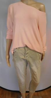 ZAC & ZOE Boyfriend Capri-Jeans