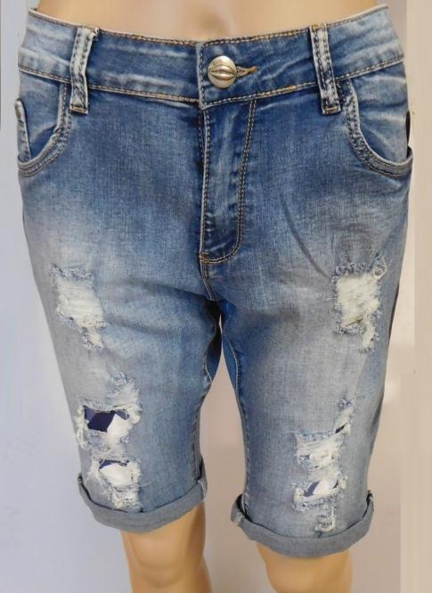 Miss Fanny Jeans-Shorts