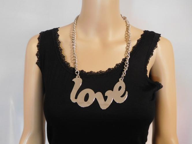 "Kette ""Love"""