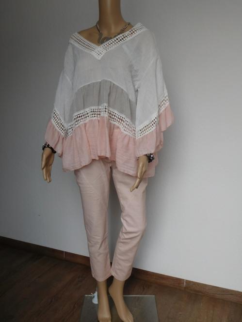 Luftige Bluse / Tunika