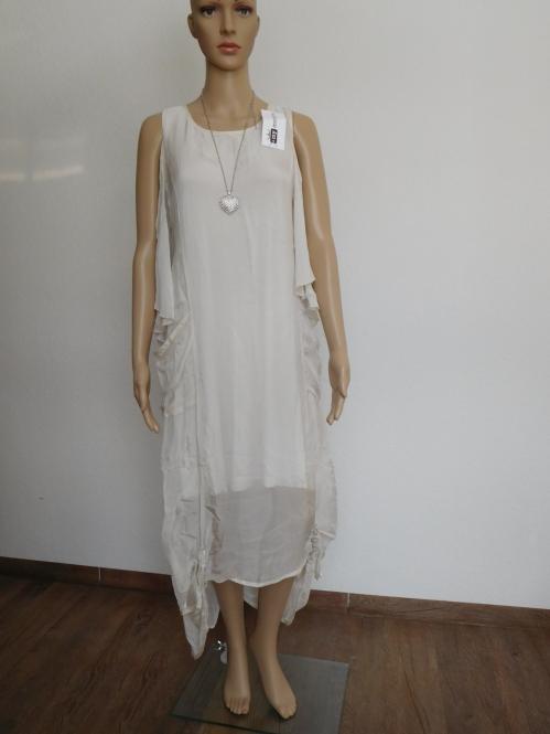 Luftiges Midi Kleid