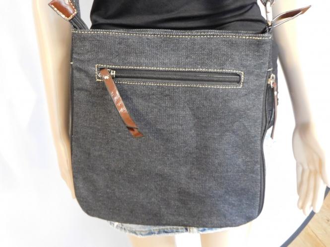 Handtasche Jeansoptik