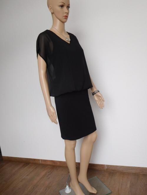 MM Kleid aus Chiffon
