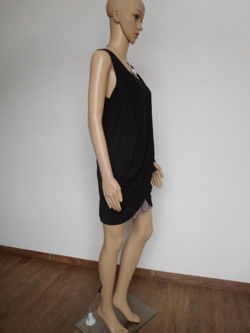 MM Kleid mit Zippern